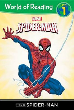 This Is Spider-Man Level 1 Reader