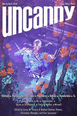 Uncanny Magazine Issue 33