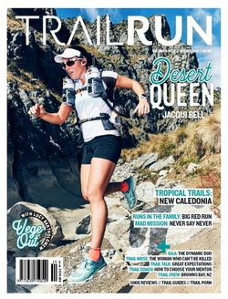 Trail Run Magazine - 12 Month Subscription