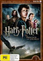 Harry Potter and the Prisoner of Azkaban (Year 3) (Two-Disc Special Edition) (DVD/UV)