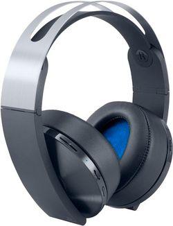 Sony Wireless Stereo Headset Platinum