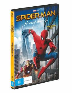 Spider-Man: Homecoming (DVD/UV)