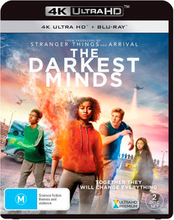 The Darkest Minds (4K UHD / Blu-ray)