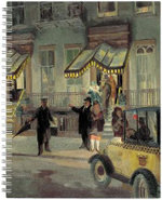 New York in Art 2020 Engagement Book