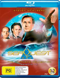 SeaQuest DSV: The Complete Collection (Seasons 1 - 3)