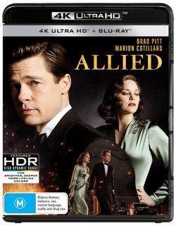 Allied (4K UHD / Blu-ray)