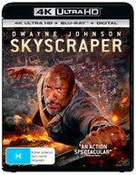 Skyscraper (2018) (4K UHD / Blu-ray / UV)