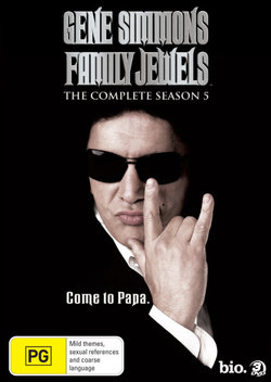 Gene Simmons: Family Jewels - Season 5