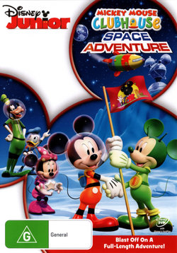 Mickey Mouse Clubhouse: Space Adventures