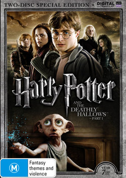 Harry Potter and the Deathly Hallows: Part 1 (Year 7 Part 1) (Two-Disc Special Edition) (DVD/UV)