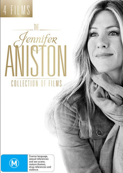 The Jennifer Aniston Collection of Films (Management / Rumour Has It... / Friends With Money / Love Happens)