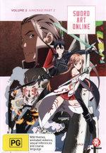 Sword Art Online: Volume 2 - Aincrad Part 2 (Eps 8-14)