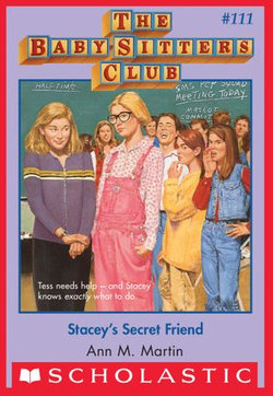 The Baby-Sitters Club #111: Stacey's Secret Friend