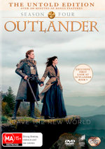 Outlander: Season 4 (The Untold Edition)