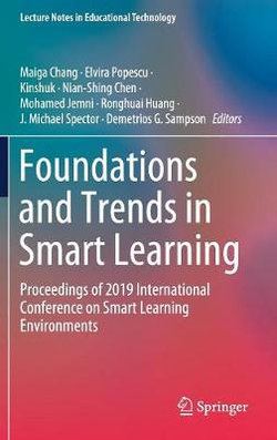 Foundations and Trends in Smart Learning