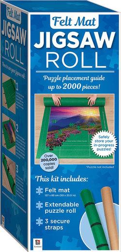 Jigsaw Felt Roll (Felt Mat) - 2020 Edition