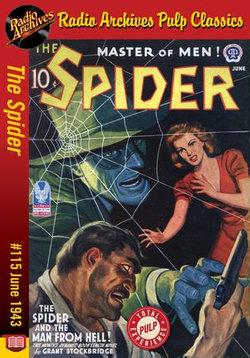 The Spider eBook #115