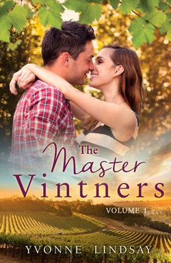 The Master Vintners Vol 1 - 3 Book Box Set