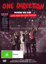 One Direction: Where We Are - Live from San Siro Stadium