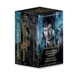 The Shadowhunters Slipcase