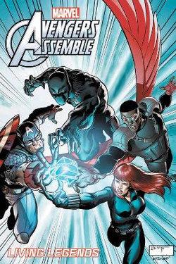 Avengers Assemble: Living Legends