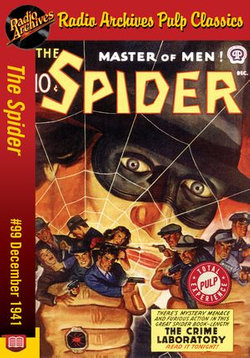 The Spider eBook #99