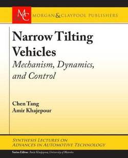 Narrow Tilting Vehicles