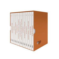 HBR Emotional Intelligence Ultimate Boxed Set (14 Books) (HBR Emotional Intelligence Series)
