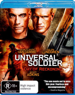 Universal Soldier 4: Day of Reckoning