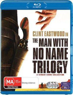 The Man With No Name Trilogy: A Sergio Leone Collection (A Fistful of Dollars / For a Few Dollars More / The Good, The Bad and The Ugly)