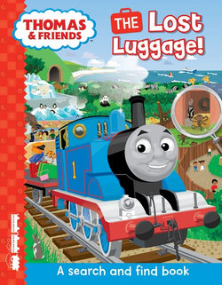 Thomas & Friends: The Lost Luggage