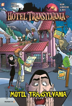 Hotel Transylvania Graphic Novel Vol. 3