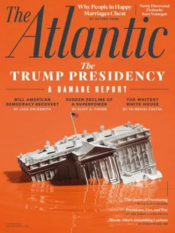 The Atlantic - 12 Month Subscription