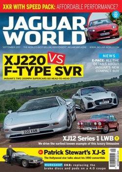 Jaguar World Monthly (UK) - 12 Month Subscription