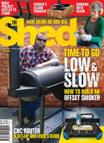 The Shed (NZ) - 12 Month Subscription