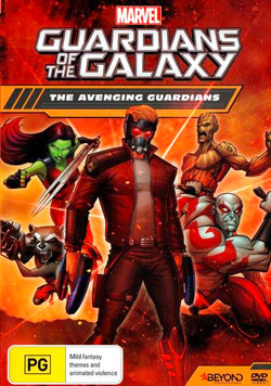 Guardians of the Galaxy (2015): The Avenging Guardians