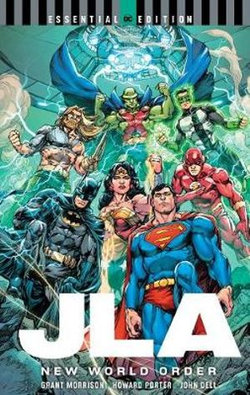 JLA: New World Order: DC Essential Edition
