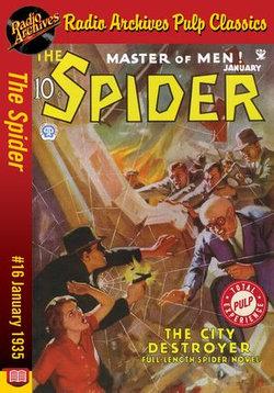 The Spider eBook #16