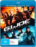 G.I. Joe: Retaliation (2013) (Extended Action Cut)