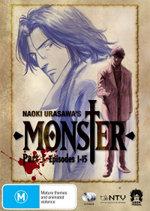 Naoki Urasawa's Monster: Part 1 (Episodes 1-15)