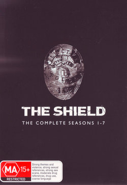 The Shield: The Complete Seasons 1 - 7