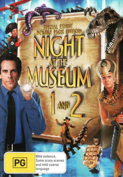 Night at the Museum 1 and 2 (Special Exhibit Double Pack Edition)