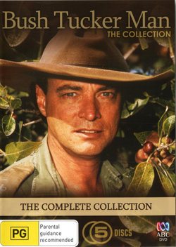 Bush Tucker Man: The Complete Series