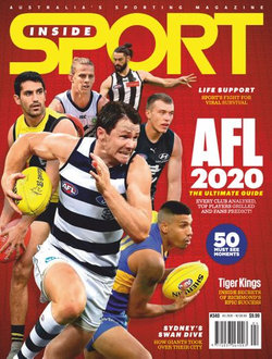 Inside Sport - 12 Month Subscription