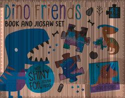 Dino Friends Book and Jigsaw Box Set