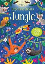Little First Stickers Jungle