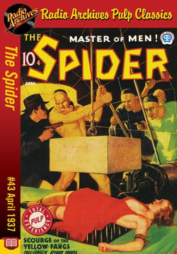 The Spider eBook #43