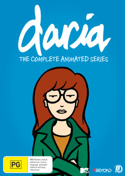 Daria: The Complete Animated Series (Collector's Set)
