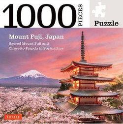 Mount Fuji Japan Jigsaw Puzzle - 1,000 pieces