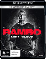 Rambo: Last Blood (4K UHD / Blu-Ray)